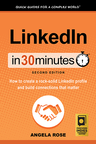 LinkedIn book killer profile