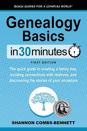 Genealogy book